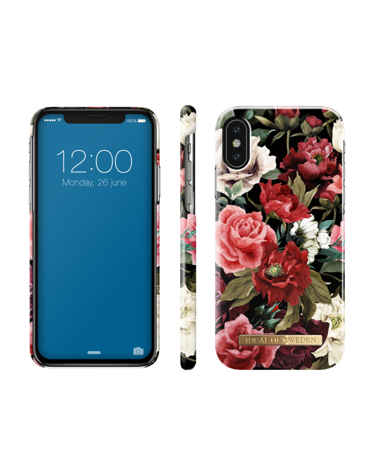Ideal of Sweden Fashion Case Iphone X Antique Roses Antique Roses