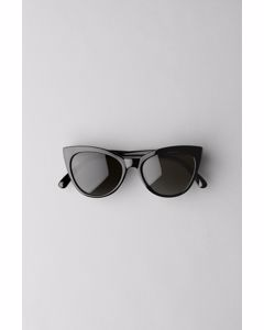 Destination Cateye Sunglasses Black