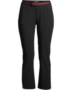 Barre Zip Pants -s Almost Black