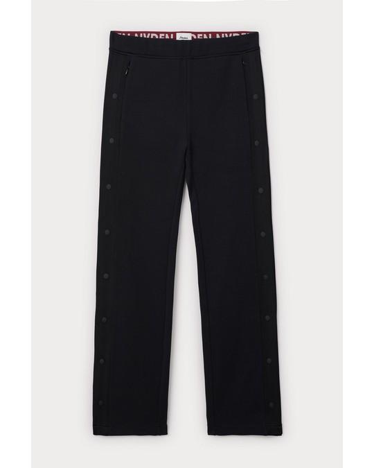 Nyden Snap Track Pants Black