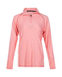 Tearoa W Wool Midlayer Pitaya Pink