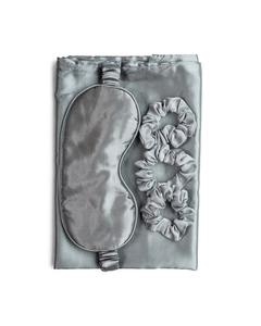 Silky Beauty Sleep Collection  Grey