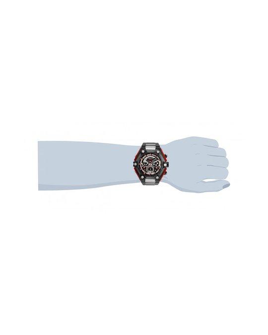 Invicta Invicta SHAQ 33686 Herrenuhr - 60mm - Mit 95 diamanten