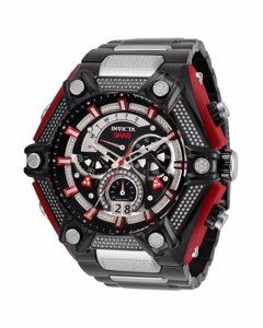 Invicta SHAQ 33686 Herrenuhr - 60mm - Mit 95 diamanten