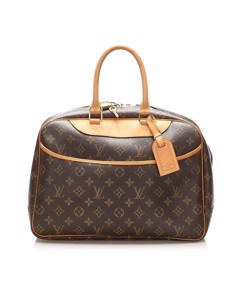 Louis Vuitton Monogram Deauville Brown