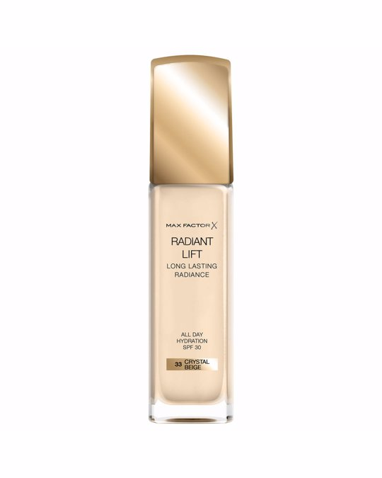 Max Factor Max Factor Radiant Lift Foundation 30ml - 33 Crystal Beige