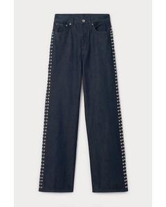 Wide Leg Jean Blue