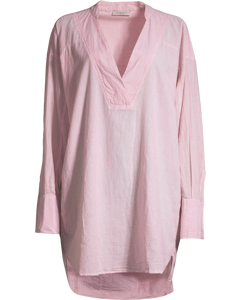 Blair Stripe Tunic-dusty Pink