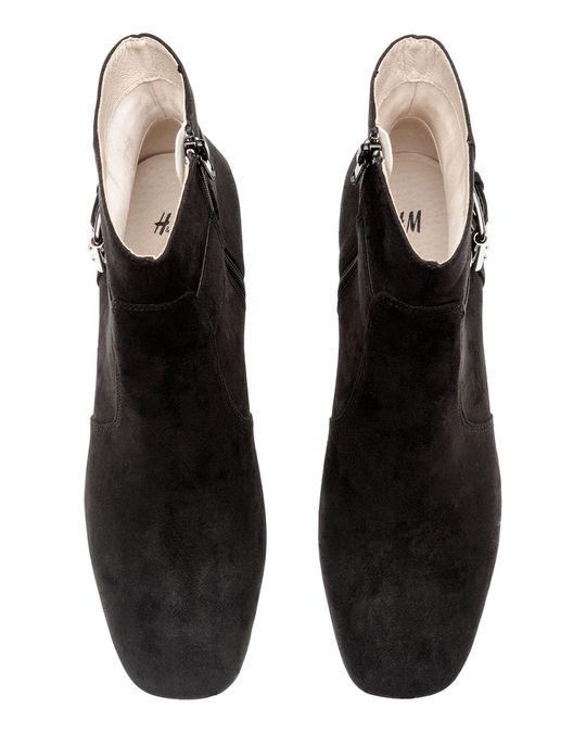 H&M Limone Boots Black