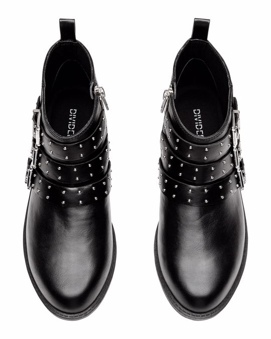 H&M Embla Boot Black