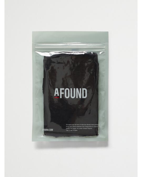 AFOUND OBJECTS 1-pack Sock 50.den. Leo Black