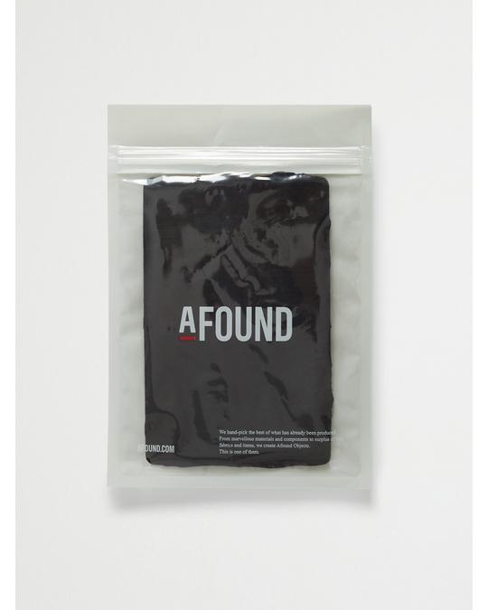 AFOUND OBJECTS 1-pack Sock 20.den. Dot Black