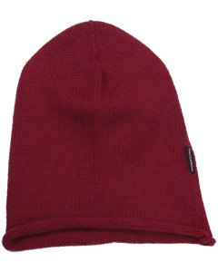 Linne Beanie Dark Red