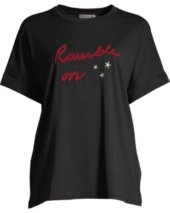Ramble On T -almost Black