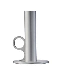Signe Candle Holder Large Aluminium