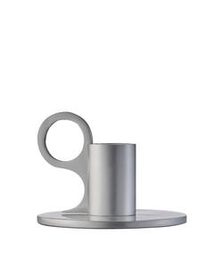 Signe Kerzenhalter Klein Aluminium