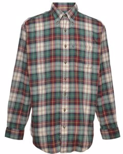 2000s Brooks Brothers Checked Shirt