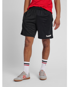 Core Coach Shorts With Zip Pockets