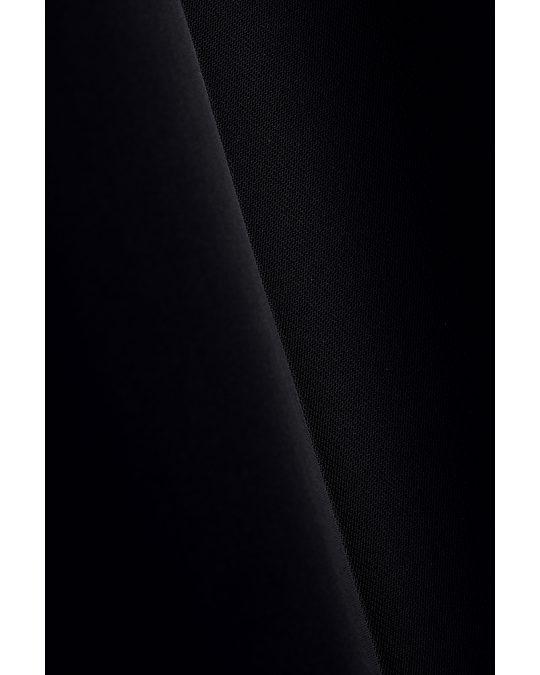 Weekday Julia Fluid Trousers Black