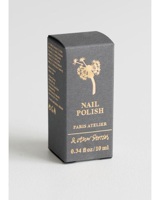 & Other Stories Nail Polish Petite Amande