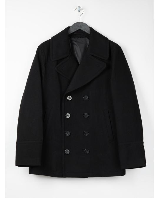MVP Garner Coat Black