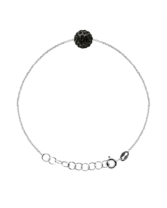BE LOVED Be Loved - Silver Ball Bracelet - Woman