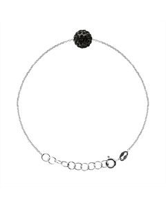 Be Loved - Silver Ball Bracelet - Woman