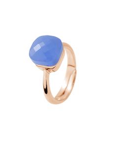 Ring Linea Moda Zilverkristal Tag-baglinea-blu