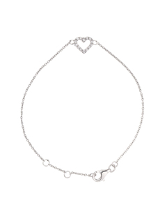 Be Loved - Silver Chain Bracelet - Woman