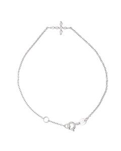 Be Loved - Silver Chain Bracelet - Woman