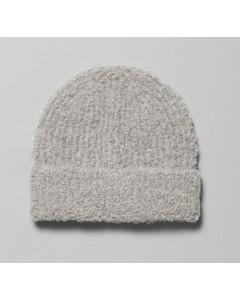 Shea Knitted Beanie Grey