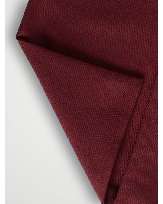 AFOUND OBJECTS Cushion Cover 50x50 Winered