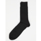 Ribbed Socks Wmns Black