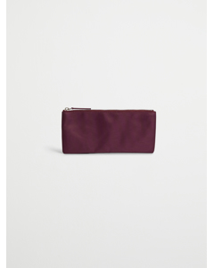 Pencil Case Nylon  Winered