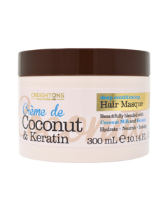 Creightons Crème De Coconut & Keratin Deep Conditioning Masque 300ml
