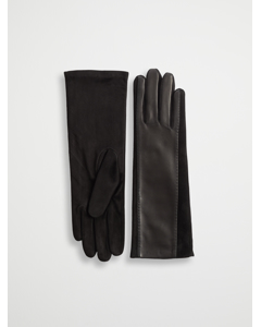Mix Gloves Black
