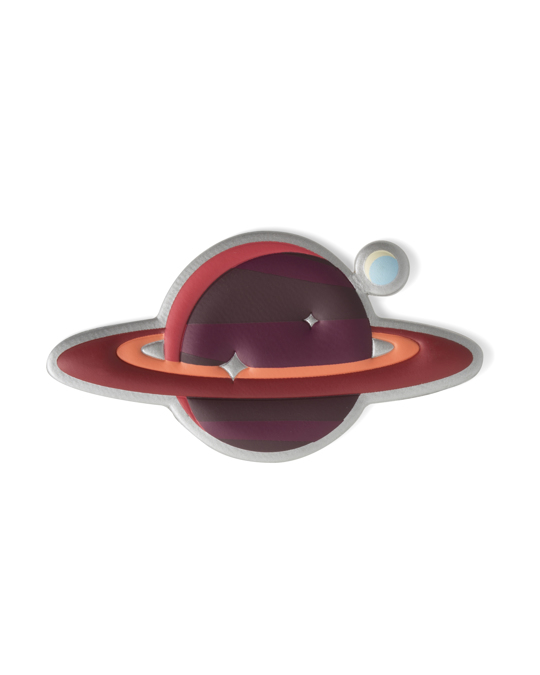 Printworks Sticker - Planet
