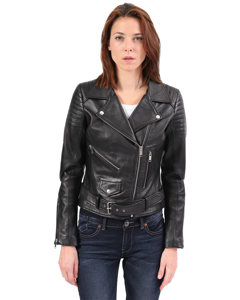 Leather Jacket Constance