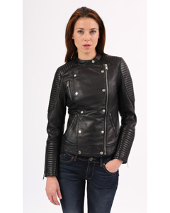 Leather Jacket Marion