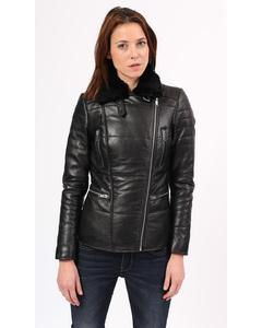 Leather Jacket Louise