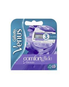 Gillette Venus Breeze Blades 4-pack