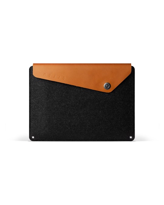 Mujjo Sleeve For 12-inch Macbook  - Tan
