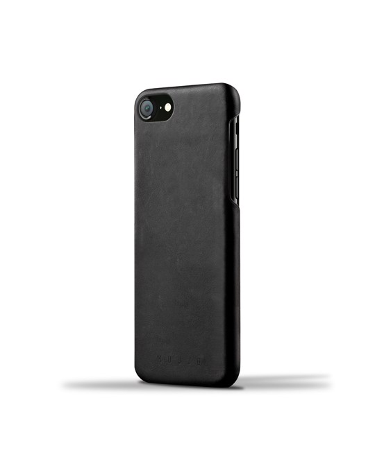 Mujjo Leather Case For Iphone 8 / 7 - Black