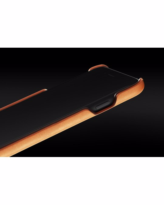 Mujjo Leather Case For Iphone 8 / 7 - Tan
