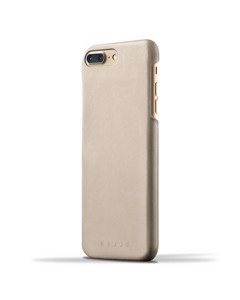 Leather Case For Iphone 8 Plus / 7 Plus - Champagne