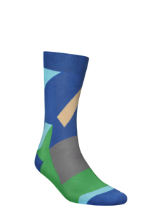 Ankle Sock, Bb Colour Field, 1-p