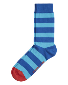 1p Sock Bb Stripe