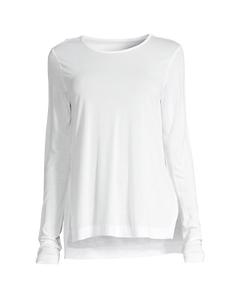 Casall Conscious Tencel Long Sleeve Grey Melange