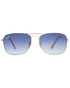 Ray-ban Mint Unisex Gold Sunglasses Rb3603 001/19 56 56-14-136 Mm