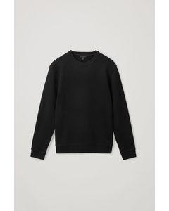 Regular-fit Sweatshirt Black